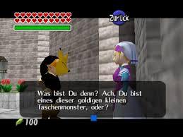 Zelda taschenmonster
