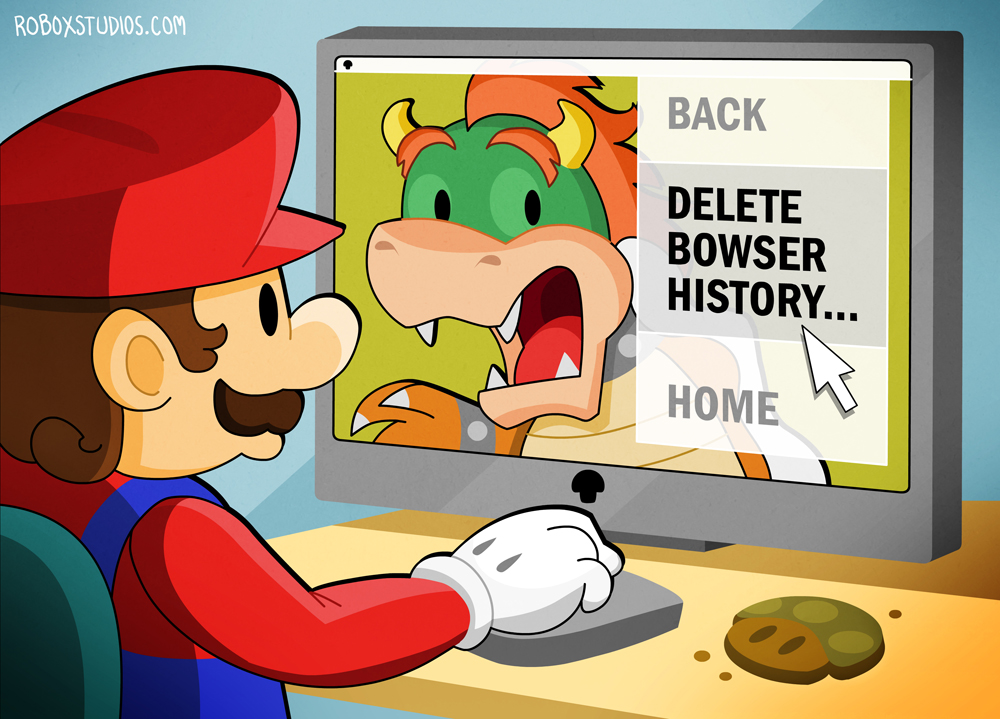 best bowser fights