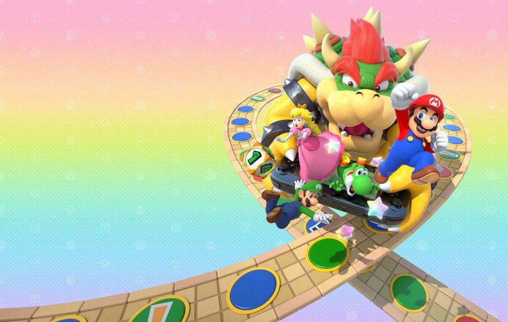 Mario: A Journey Through Minigames