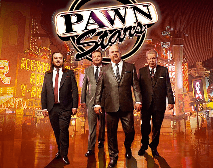 Pawn Stars Video Games