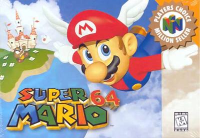 Mario 64 sounds