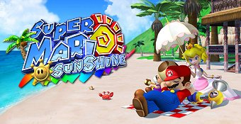 Super Mario Sunshine game sounds