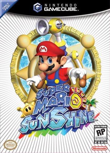 Super Mario Sunshine Mario_sunshine