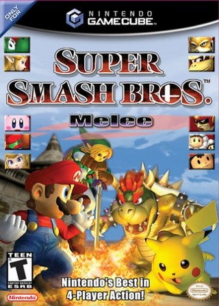 Super Smash Brothers (Series) (2/3) Smash_bros