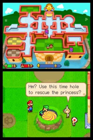 Mario Luigi Partners In Time Nintendo Ds