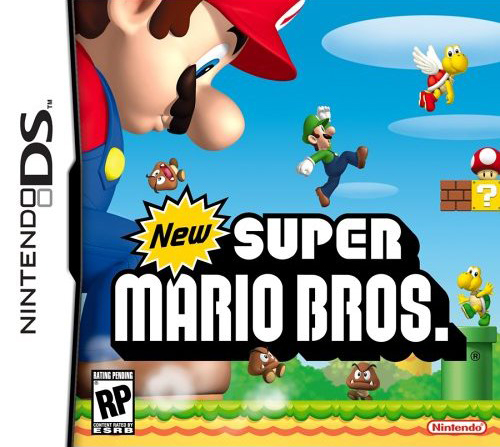 New Super Mario Bros Game Maps