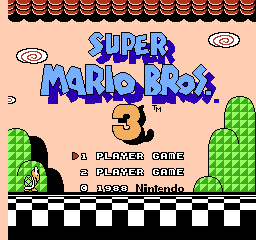 Super Mario Bros 3 Cheats