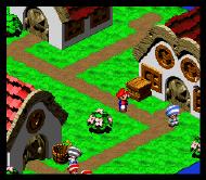 Snes - Mario RPG