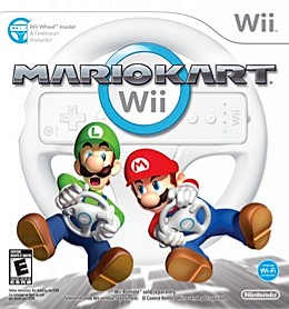 Mario Kart Wii game sounds