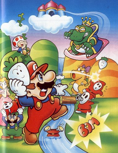 super mario bros wallpaper. for Super Mario Bros.
