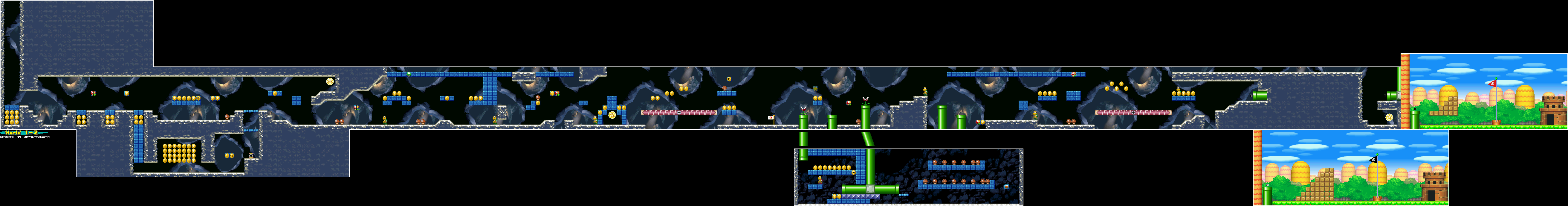 New super mario bros game maps ds gumiabroncs Gallery