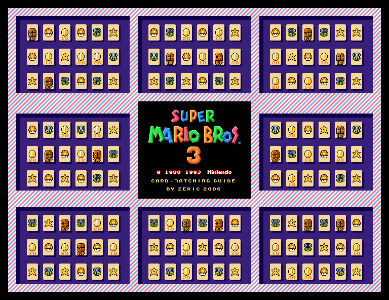 super mario 3 cards cheats for sims