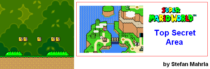 Super mario world levels game maps gumiabroncs