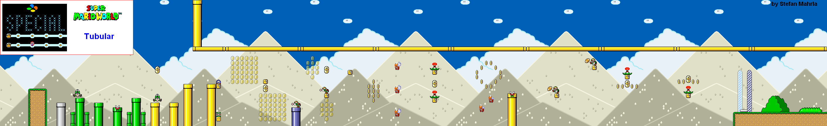 Super mario world levels game maps gumiabroncs Image collections