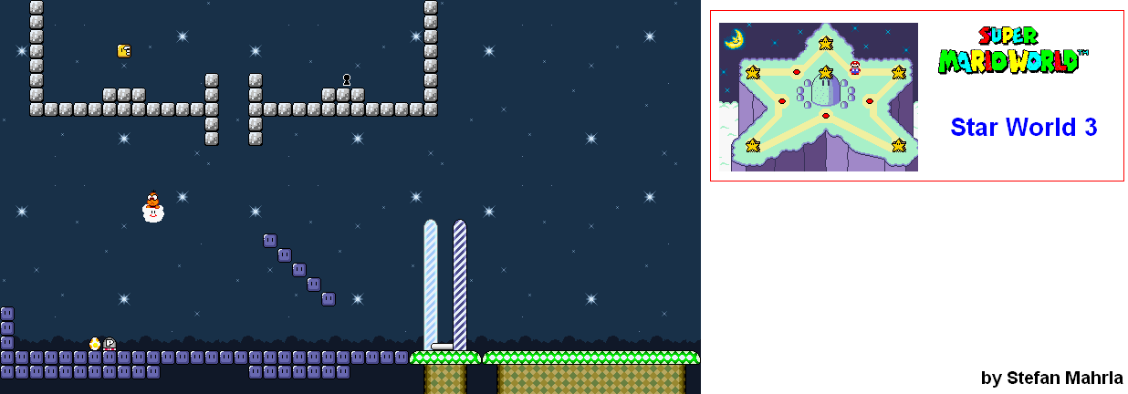 Super mario world levels game maps gumiabroncs Gallery