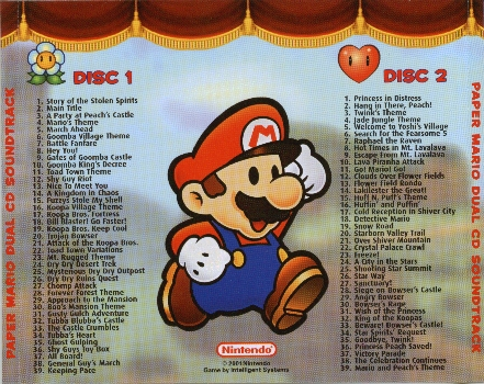 Paper Mario Game Soundtrack download | Nintendo 64