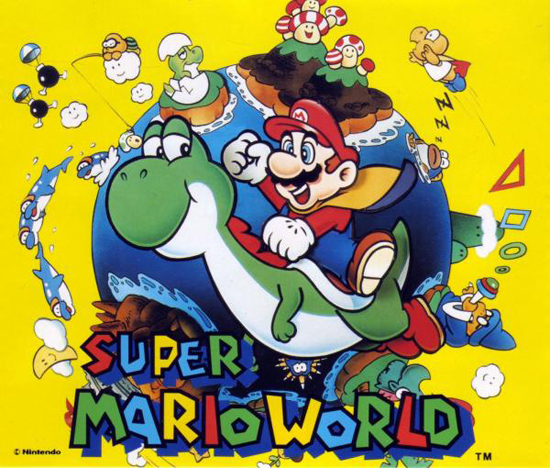 Super Mario World Soundtrack