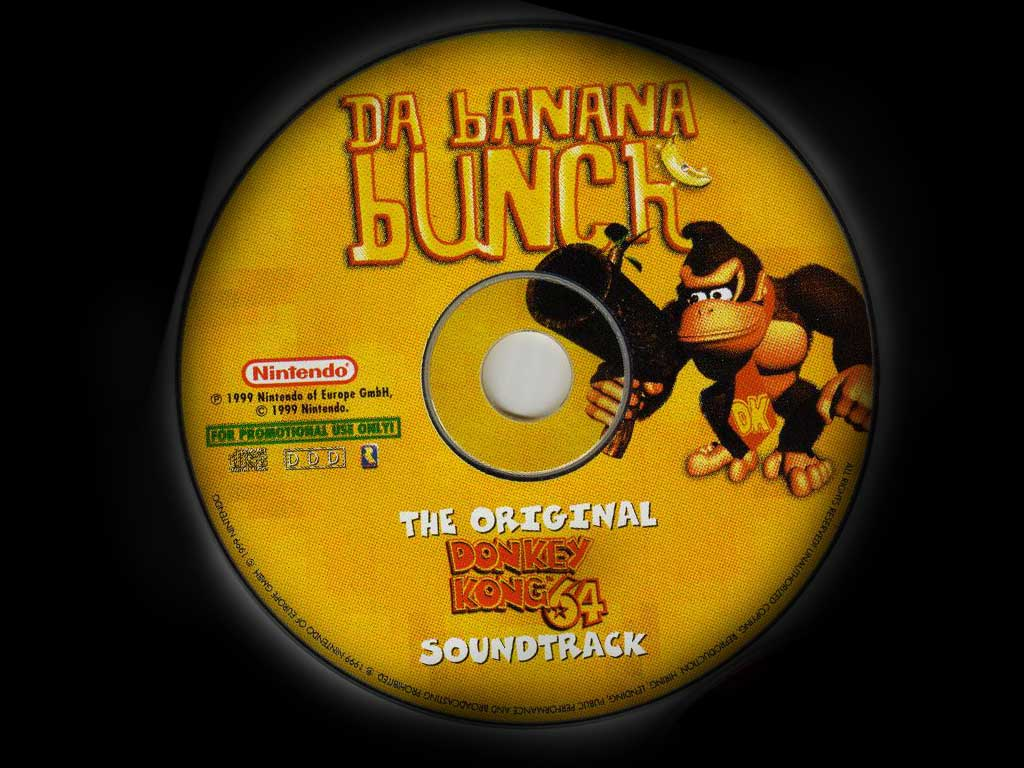 donkey kong 64 soundtrack download