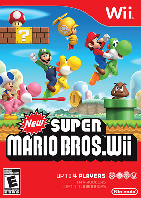 New Super Mario Bros  Sounds | Download NSMBW Sound effects