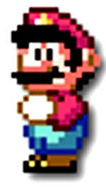 Mario Sprites - Download Super Mario Bros Sprites