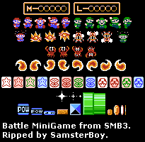 Super Mario Bros  3 Sprites | NES Super Mario Downloads