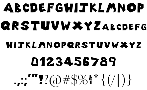 Super Mario Fonts | Mario Font downloads