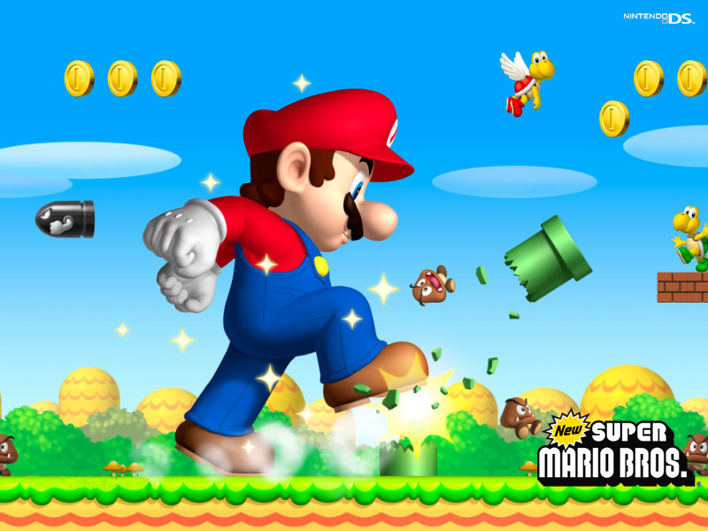 Download super mario bros game for offline playing [free stuff].