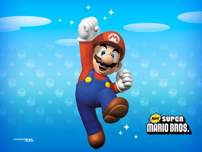 mario game 320x240 free