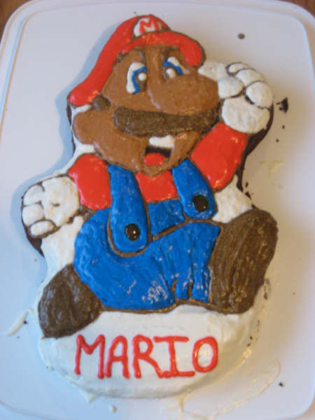 Mario Birthday Ideas Have a Mario Birthday Party next year