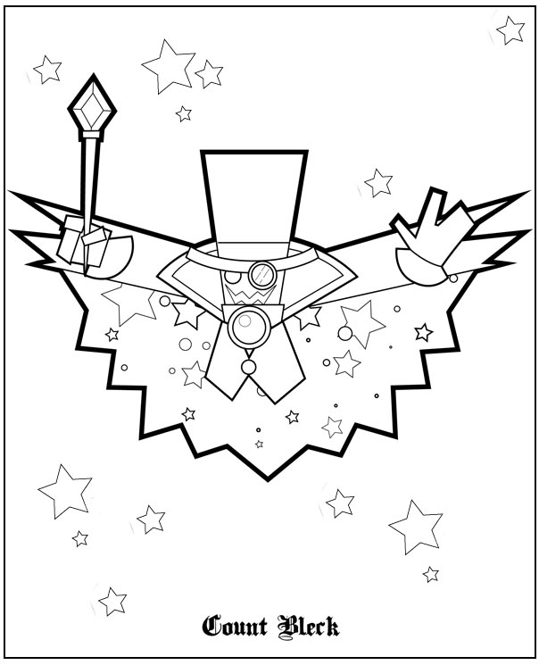 Paper Mario Nintendo Super Coloring Pages For Kids Youtube Colour In