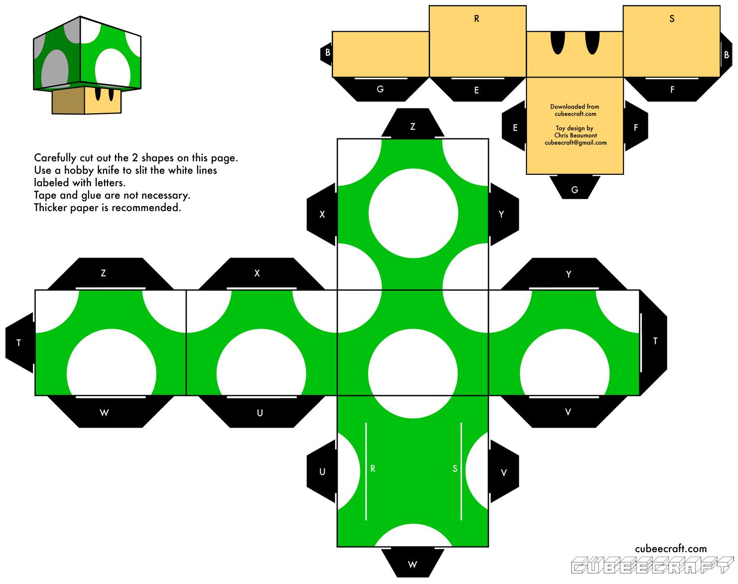 Super mario papercraft mario origami mario papercraft oragami 1 up altavistaventures Image collections