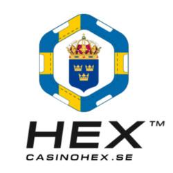CasinoHEX.se listar svenska casino sajter