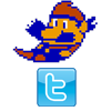 Follow Mario Mayhem on Twitter