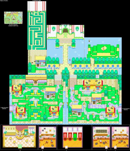Mario and Luigi SuperstarSaga BeanbeanKingdom BeanbeanCastleTown(3)