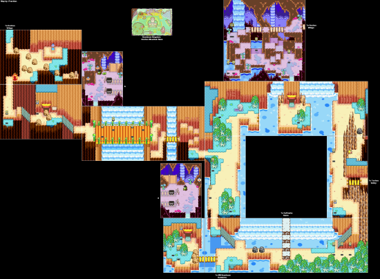 Mario and Luigi SuperstarSaga BeanbeanKingdom HoohooMountainBase