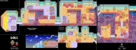 Mario and Luigi SuperstarSaga MushroomKingdom KoopaCruiser