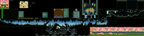 Yoshis Island World1 3 CaveOfChompRock