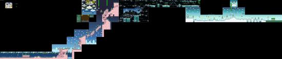 Yoshis Island World5 1 BLIZZARD!!!