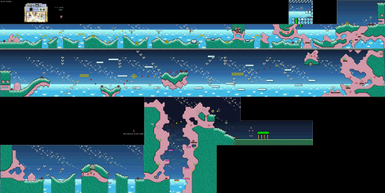 Yoshis Island World5 5 GoonieRides!