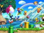New Super Mario Bros. U HD wallpaper