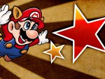 Super Mario Bros. 3 Raccoon and star  HD wallpaper