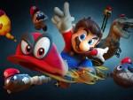 Super Mario Oddessy HD wallpaper