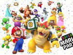 Super Mario Party HD wallpaper