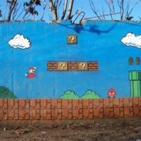 Mario Graffiti